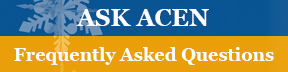 Ask ACEN: Frequently Asked Questions