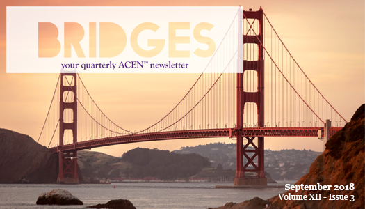Bridges / September 2018 / Volume XII / Issue 3